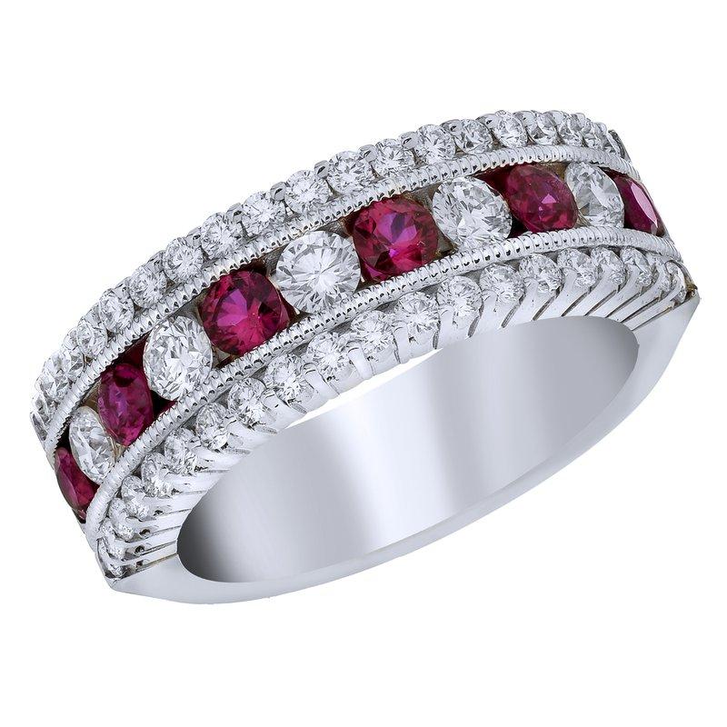 Billig Bridal R0865-Ruby-W