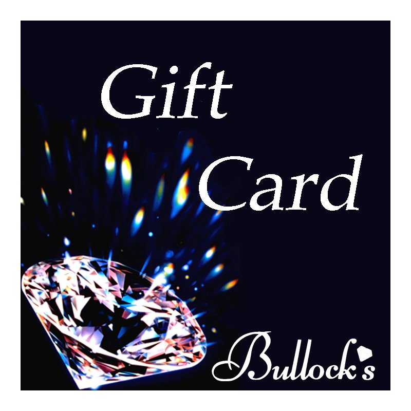 Bullock's Collection Gift Card