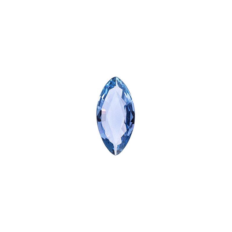 0.70ct Yogo Sapphire - marquise