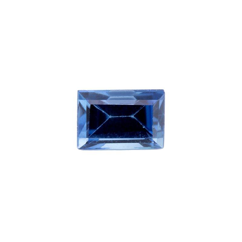 0.55ct Yogo Sapphire - emerald