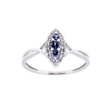Yogo Sapphire Ring - 14kw