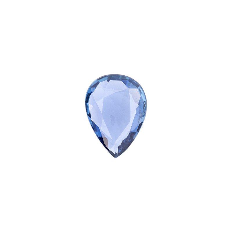0.59ct Yogo Sapphire - pear
