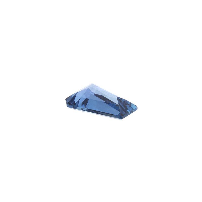 0.65ct Yogo Sapphire - shield