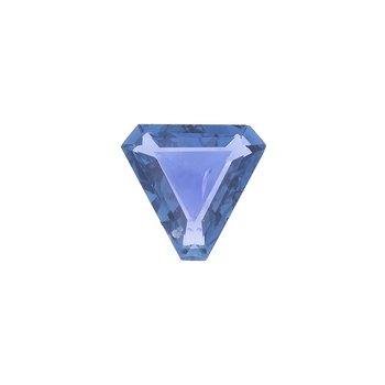 0.62ct Yogo Sapphire - triangle