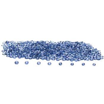 Yogo Sapphire - round brilliant (1.2mm - 1.9mm)