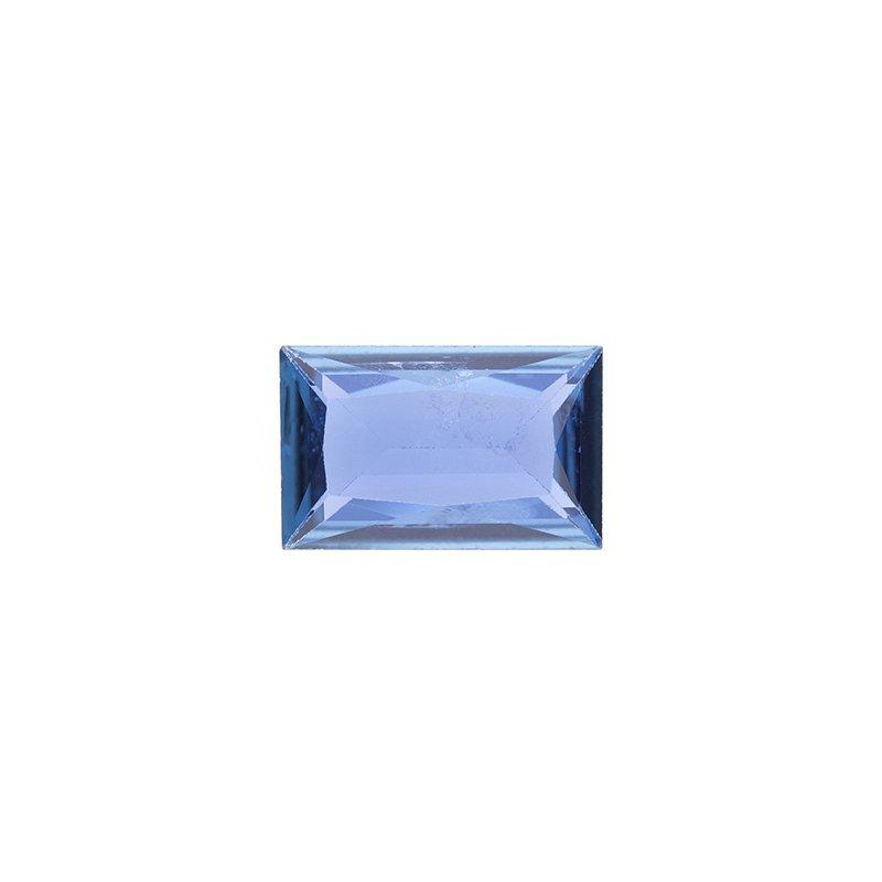 0.93ct Yogo Sapphire - emerald