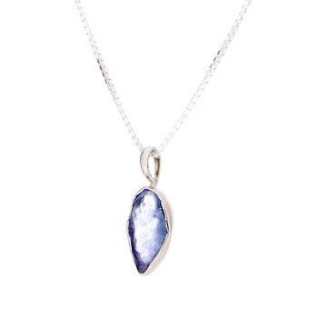 Yogo Sapphire Crystal Pendant