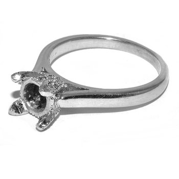 4 PRONG SOLITAIRE