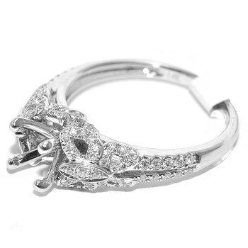 Amazing butterfly inspired diamond