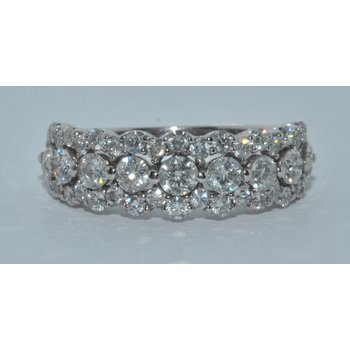 18K WG Diamond Bridal Set