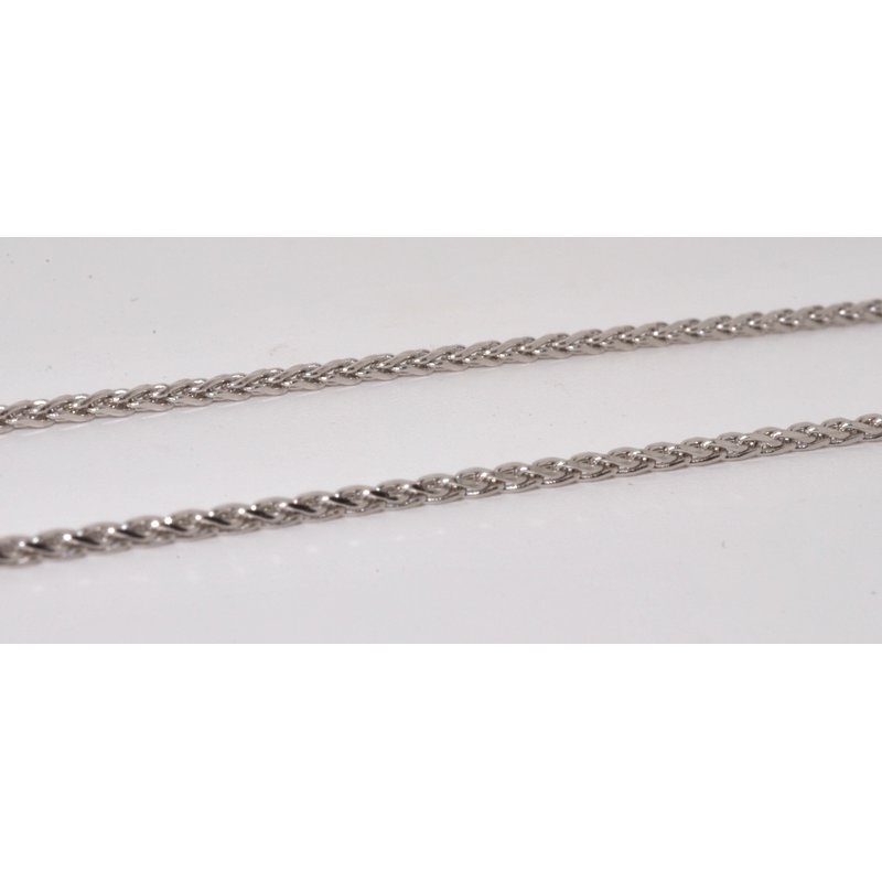 Windy City Signature 14K WG DC Margarita 1.5mm Chain