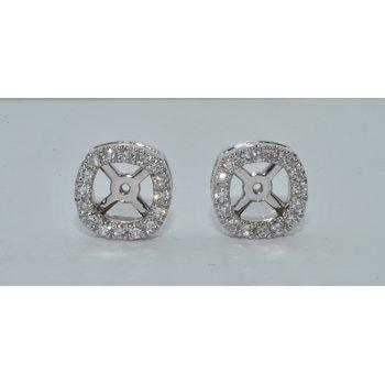 14K WG Diamond Jacket