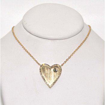A gift from the heart 14K Yellow Gold