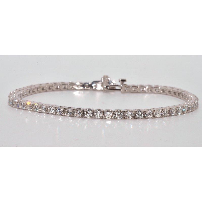 Windy City Signature Tennis Diamond Bracelet