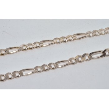16in Silver Chain