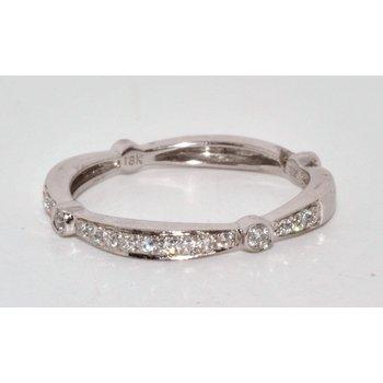 Ring - diamond wedding band
