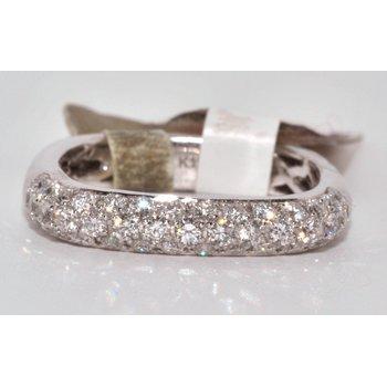 14K WG Diamond Ring