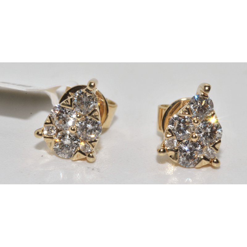 Windy City Signature Drop-Shaped silhouette Cluster