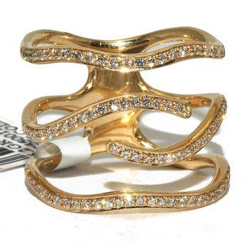 14 Karat yellow gold Fashion