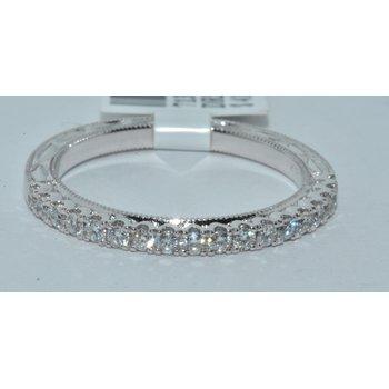 18K WG Diamond Wedding