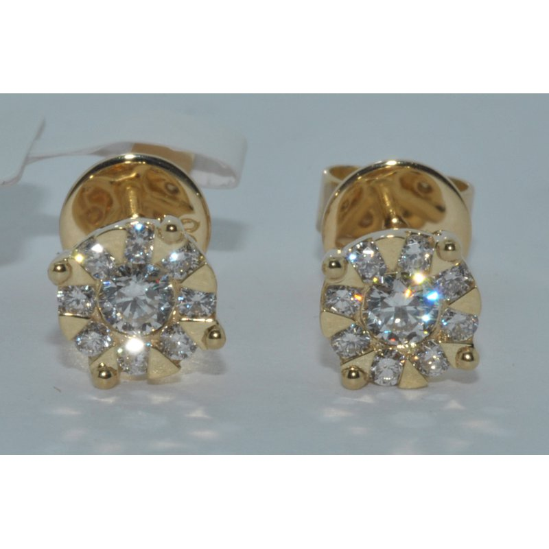 Windy City Signature  Earrings - Cluster