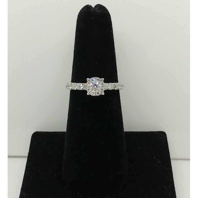 Windy City Signature Cluster Ring