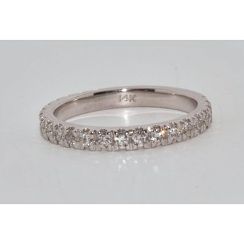 Exquisite Diamond Eternity Band