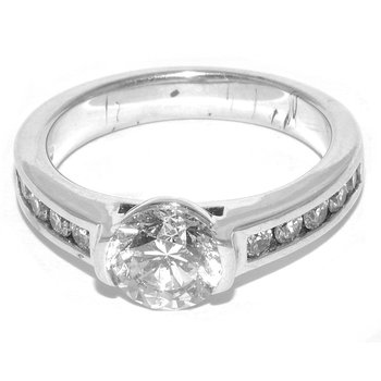 Sample CZ Eng Ring