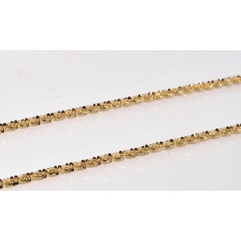 Windy City Signature 14K YG Margarita 1.2mm Chain
