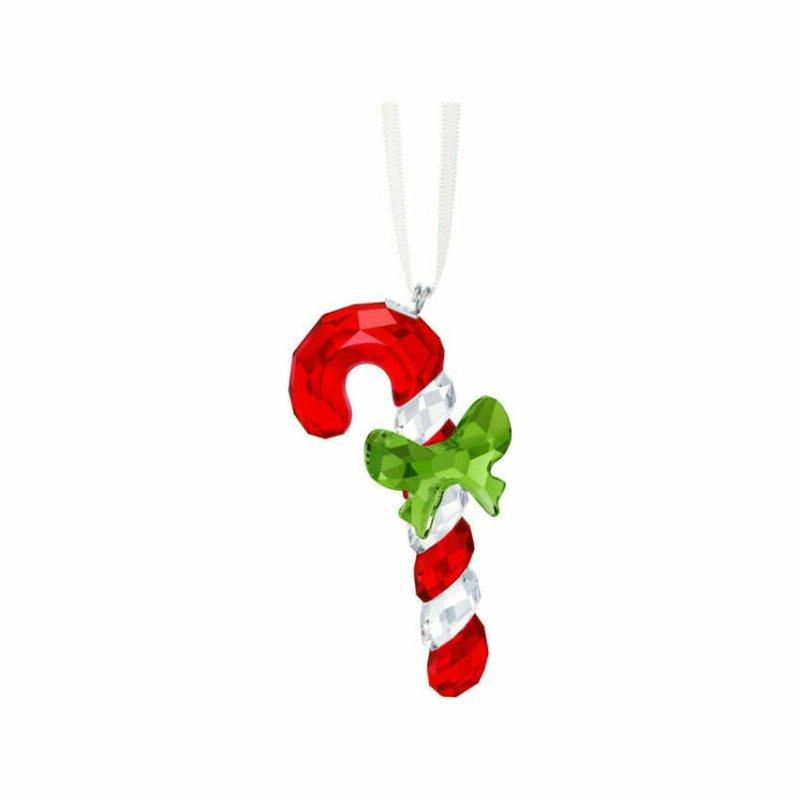 Swarovski Candy Cane Ornament