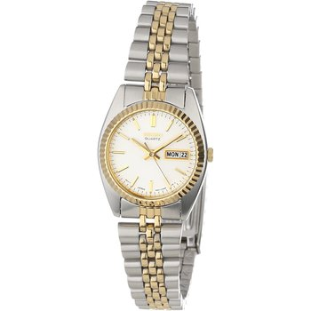 Two-Tone Dress Watch