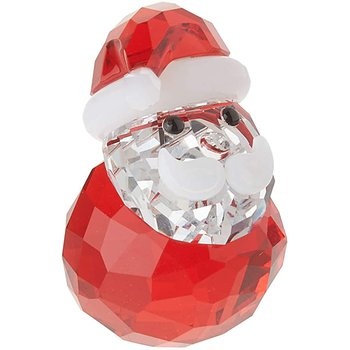 Rocking Santa Holiday Figurine