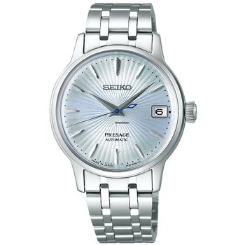 Presage Automatic Ladies Cocktail 'Sky Diving' Blue