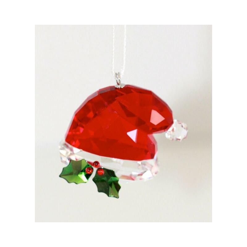 Swarovski Santa´s Hat Ornament