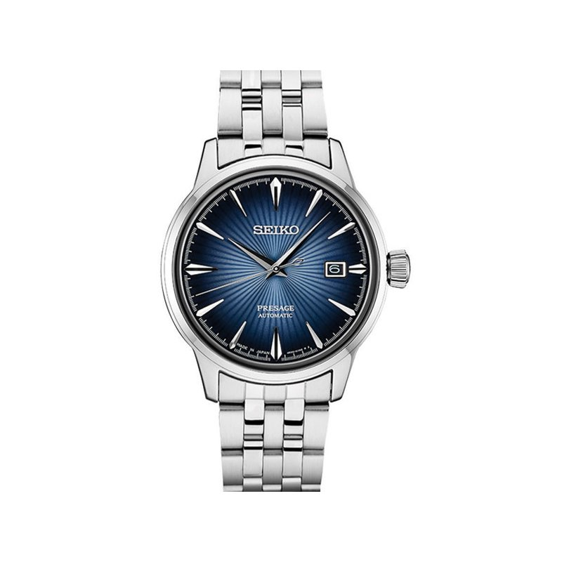 """Seiko Seiko Presage """"Cocktail Time"""" Automatic Dress Watch With 40Mm Case #Srpb41"""