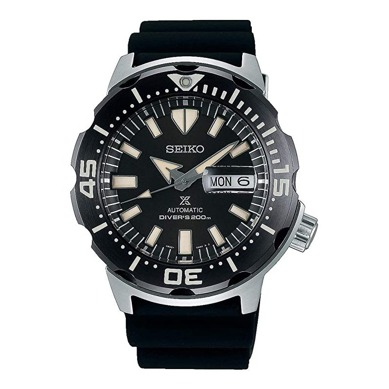 Seiko Seiko 2019 Monster Automatic With New Case And Bezel Design #Srpd27