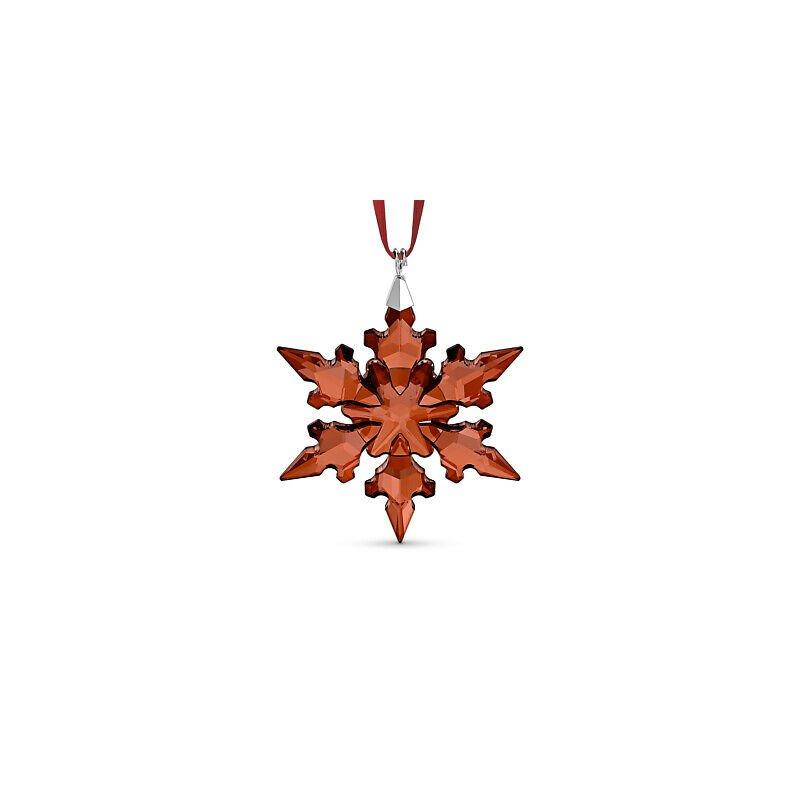 Swarovski Red Holiday Ornament