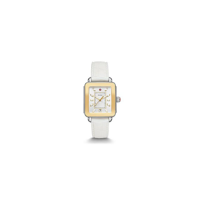MICHELE Sport Two-Tone Watch