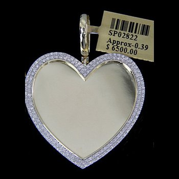 Heart Picture Pendant