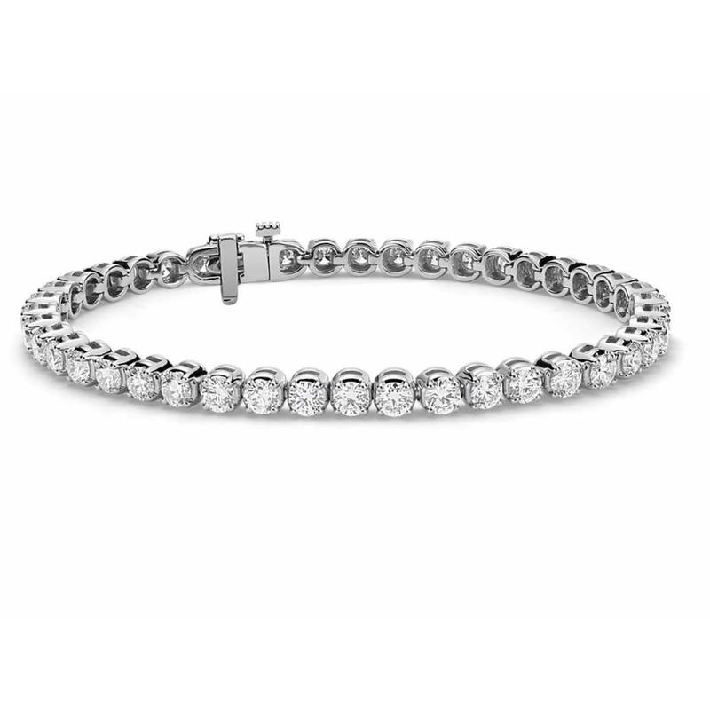 Shefi Diamonds 7 Ct Tennis Bracelet