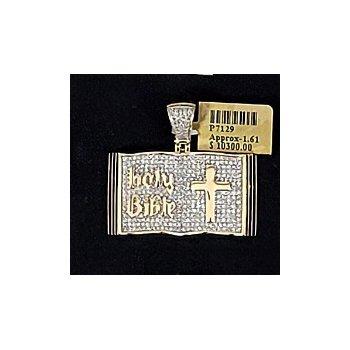 Diamond Holy Bible