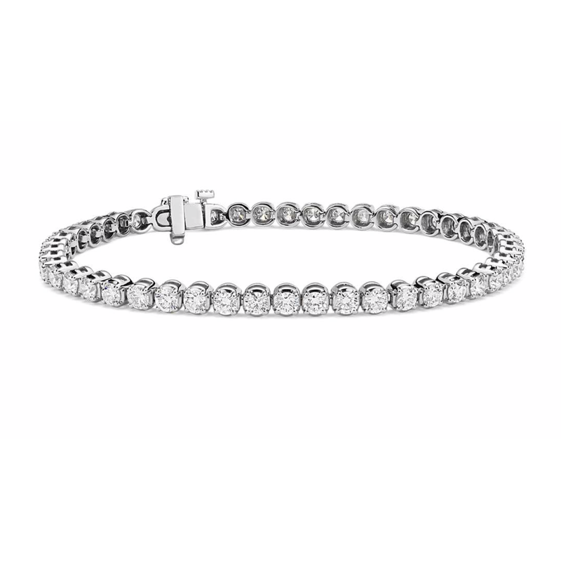 Shefi Diamonds 5 Ct Tennis Bracelet