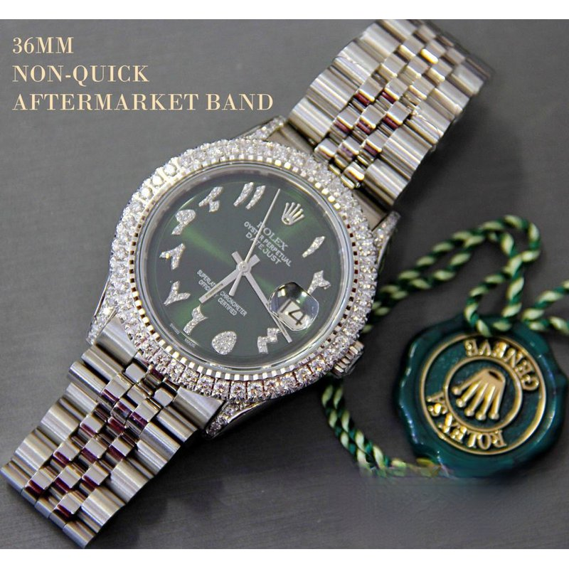 Pre-Owned Rolex  36mm Stainless Steel Rolex