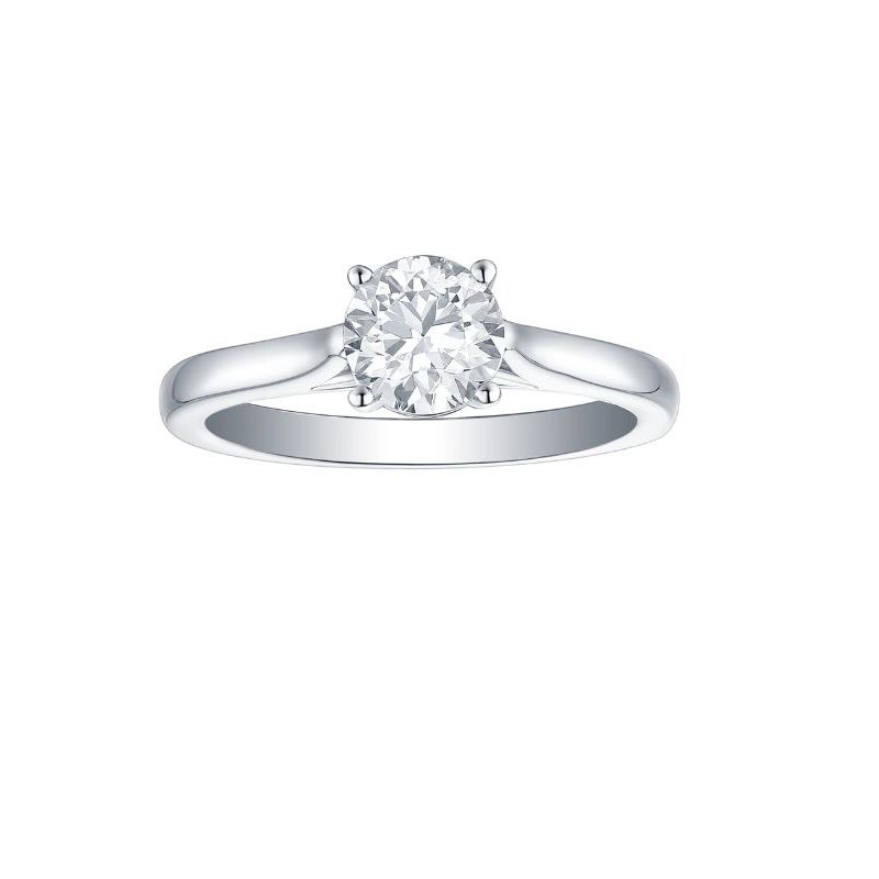 Ron's  2 CT Solitaire Engagement Ring