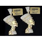 Custom Jewelry Diamond Tut Head