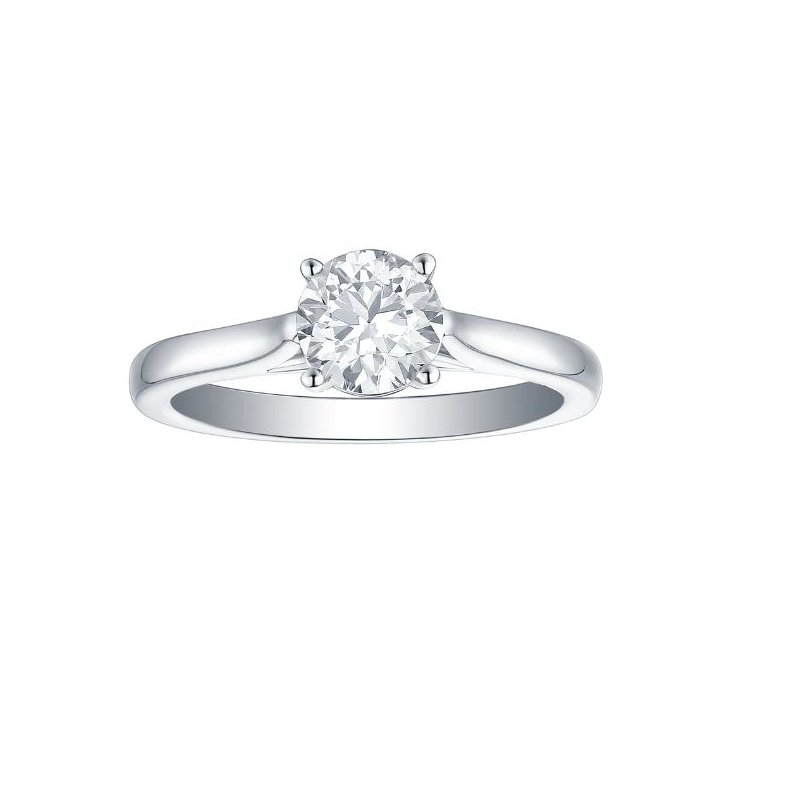 Ron's  1 CT Solitaire Engagement Ring