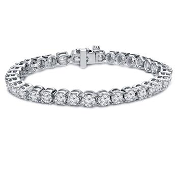 15 Ct Tennis Bracelet