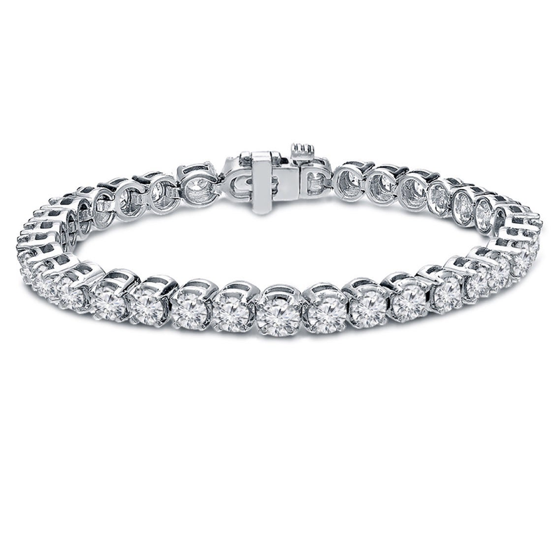Shefi Diamonds 15 Ct Tennis Bracelet