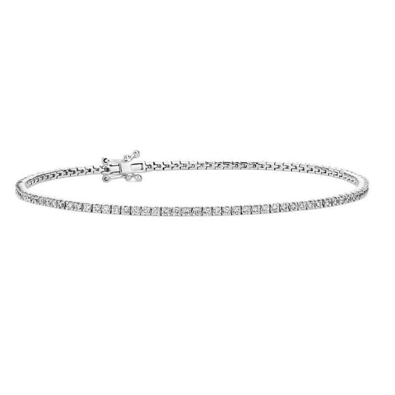 1 CT Diamond Bracelet