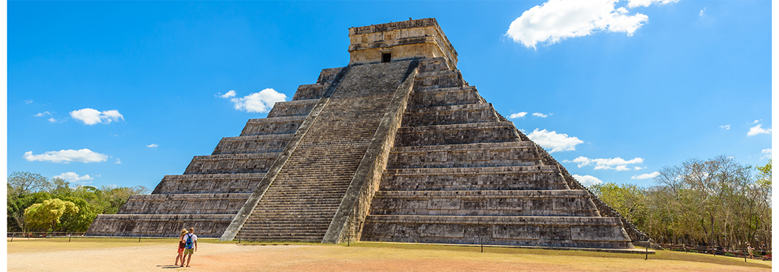 <strong> A road trip through time: </strong> <br/> exploring the Mayan ruins in Mexico